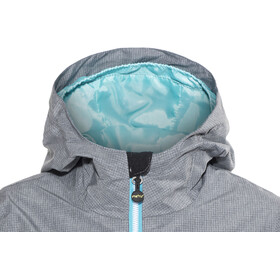 Meru Fremont Waterproof Jacket Girls Mid Grey
